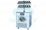 冻干机冷阱设计与冻干过程中水蒸气的传输