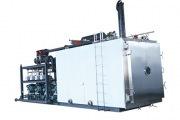生产型冻干机真空泄漏率计算实例